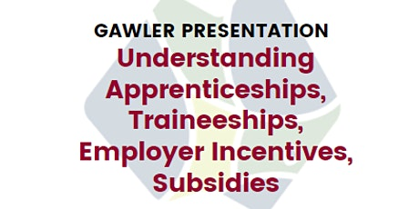 Online Employer Apprentice/Traineeship incentives, subsidies and process tickets