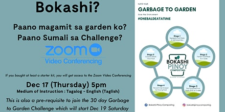 What is Bokashi? How to Bokashi Kitchen Waste to turn it into fertilizer? tickets