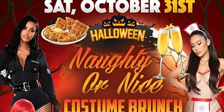 HALLOWEEN COSTUME BRUNCH!!! 1pm-10pm tickets