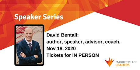 How  our Heroes Impact our Leadership Style with David Bentall tickets