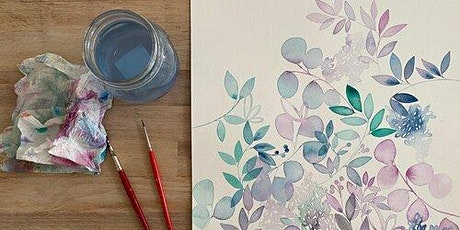 Watercolour with Kylie Didelot tickets