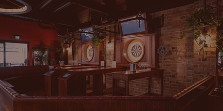 Brisbane Dart Throwing Singles Event (Ages 20-39) tickets