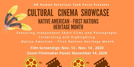 HB Cultural Cinema Showcase: Native American-First Nations Heritage Cycle tickets