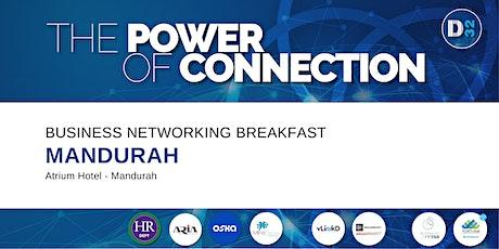 District32 Business Networking Perth – Mandurah - Fri 06th Nov tickets