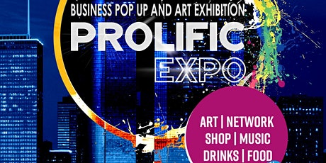 Prolific Expo tickets