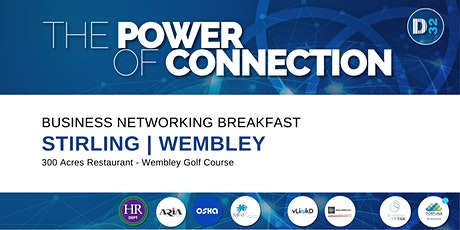 District32 Business Networking Perth – Stirling (Wembley) - Tue 10th Nov tickets
