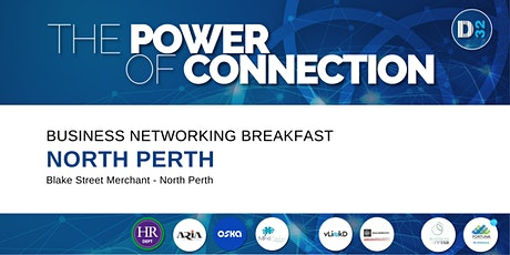 District32 Business Networking Perth – North Perth - Thu 12th Nov tickets
