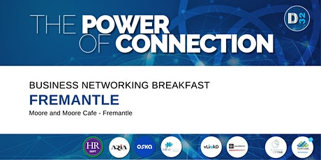 District32 Business Networking Perth – Fremantle - Wed 11th Nov tickets
