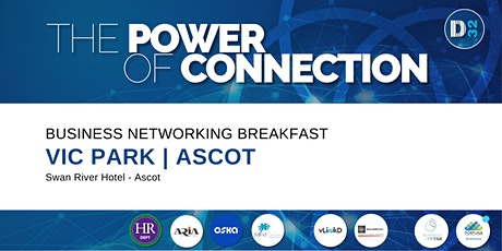 District32 Business Networking Perth – Vic Park / Ascot - Tue 17th Nov tickets