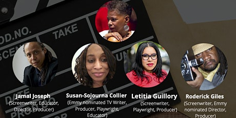 NEW VOICES IN BLACK CINEMA presents FILM & TV WRITING tickets