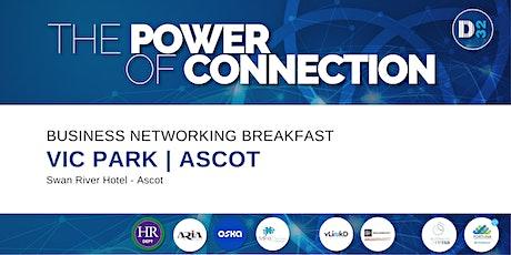 District32 Business Networking Perth – Vic Park / Ascot  - Tue 01st Dec tickets