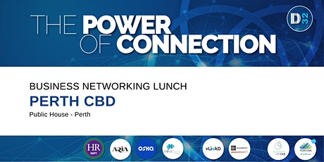 District32 Business Networking Perth – Perth CBD - Thu 10th Dec tickets