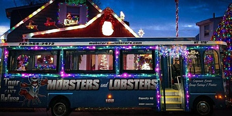 South Shore Lights Holiday Trolley Tour - SOUTH SHORE ADULTS ONLY BYOB tickets