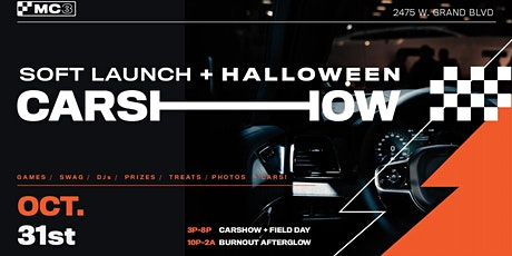 Halloween Car Show + Afterglow tickets