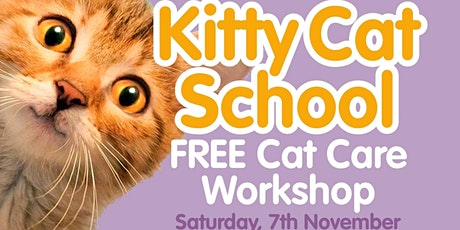 Kitty Cat School tickets