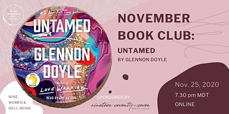 Untamed Book Club : Online
