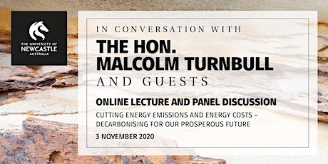 In Conversation with The Hon. Malcolm Turnbull tickets