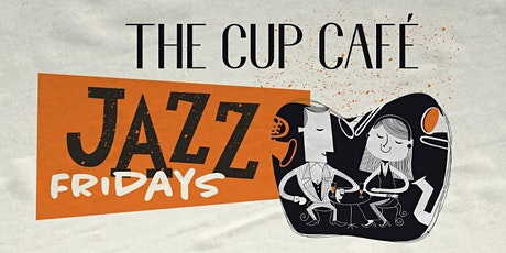 Jazz Friday At the Cup Cafe featuring Duo Vibrato tickets