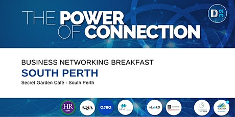 District32 Business Networking Perth– South Perth - Wed 18th Nov tickets