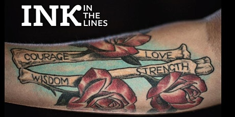 Museum At Home Webinar - Ink in the Lines tickets