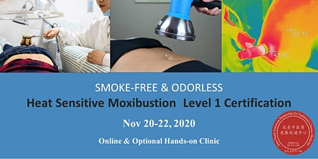 Heat Sensitive Moxibustion Level 1 Certification Workshop 热敏灸核心技术初级班 tickets