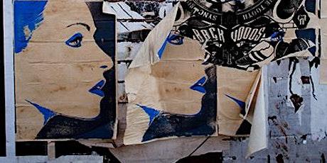 Urban art workshop tickets