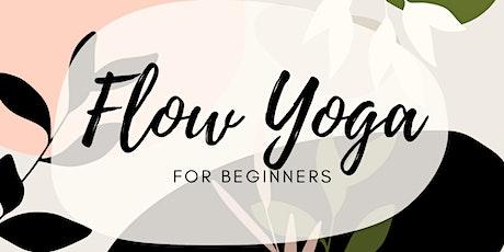 Beginner-Friendly Flow Yoga tickets