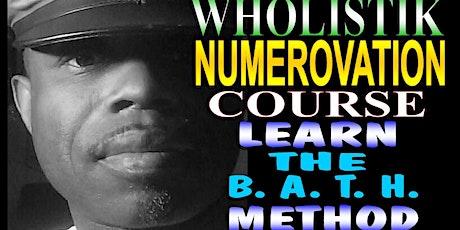 Wholistik Numerovation Presents INTRO to The B.A.T.H. Method w/King Simon