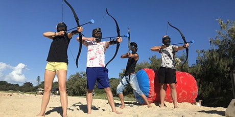 Combat Archery School Holiday Session tickets