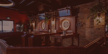 Brisbane Dart Throwing Singles Event (Ages 40-59) tickets