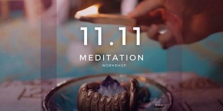 11.11 Meditation Workshop tickets