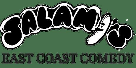 SALAMI'S COMEDY @ CUCINA CABANA W/NADEEM AWAD,DAN LONG STARRING CARL GUERRA tickets