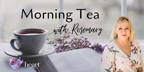 Morning Tea with Rosemary tickets