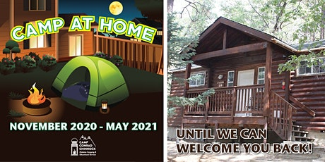 """Camp at Home"" November to May 2021 tickets"