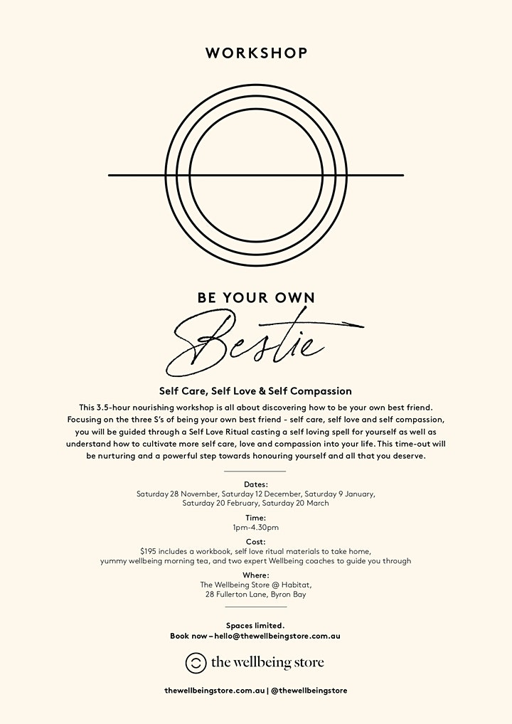 Be Your Own Bestie image