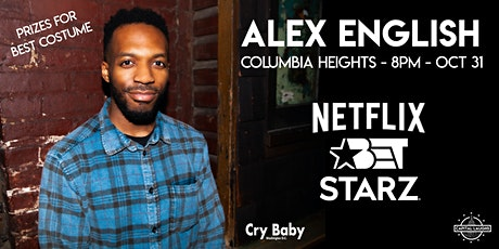 Dress Up for Stand-Up w/ ALEX ENGLISH by Cry Baby and Capital Laughs tickets