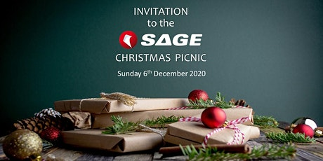 SAGE Christmas Picnic tickets