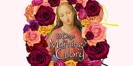 GTA Catholic Events  - 33 Days to Morning Glory Online Retreat tickets