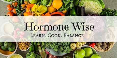 Hormone Wise tickets
