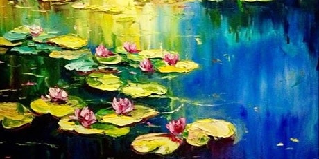 Monet's Water Lilies - Off Broadway Hotel (Dec 03 7pm) tickets