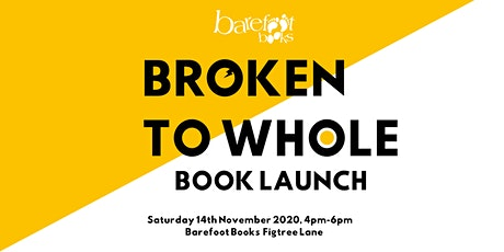Broken To Whole - an author event with Dr Edward Gifford tickets