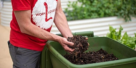 Worm farming and Composting tickets