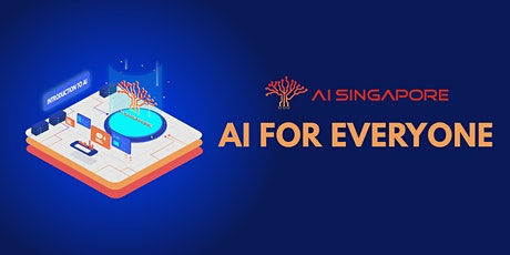 [CANCELLED] AI for Everyone (18 June 2021) tickets
