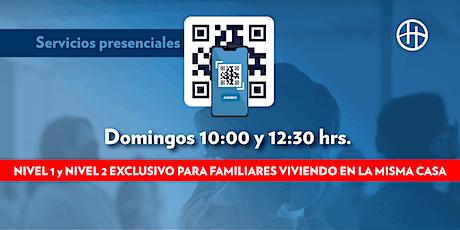 Reunión Horizonte - Domingo 12:30 tickets