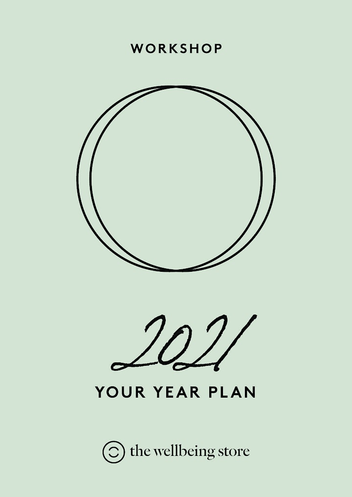 2021 Your Year Plan Workshop image