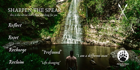 Primal Man Project - Day Long Retreat - Sharpen the Spear tickets