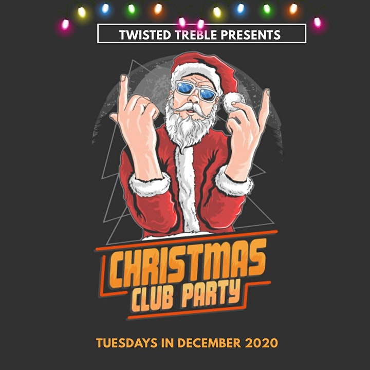 Christmas Club Party Tickets Multiple Dates Eventbrite