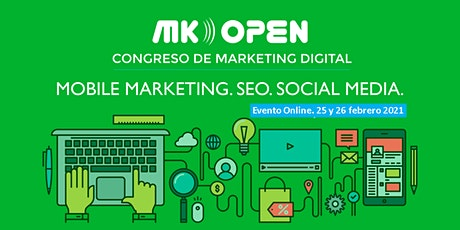 MK Open - Congreso de Marketing Digital tickets