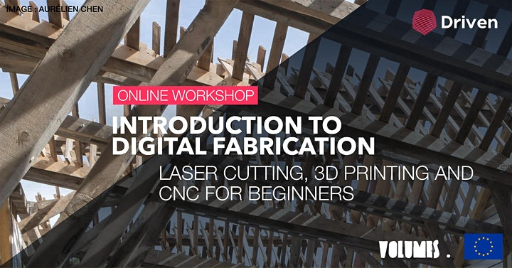 Online workshop: Introduction to Digital Fabrication image