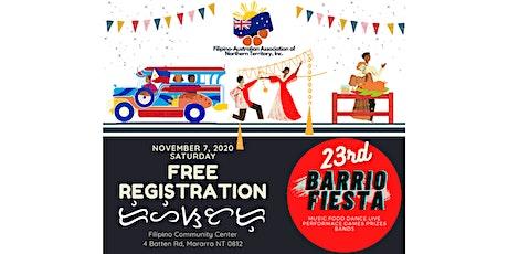 23rd Barrio Fiesta tickets